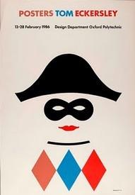 Tom Eckersley - Doyen of British Poster design.